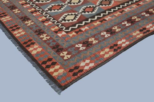 Vintage Kyber Mori Tribal Kilim (Ref 99365) 355x258cm