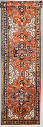 Heriz Runner Persian Rug (Ref 32) 364x97cm
