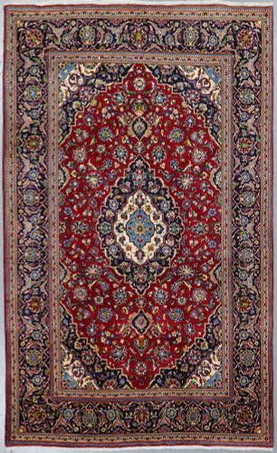 Kashan Traditional Persian Rug (Ref 458) 314x193cm
