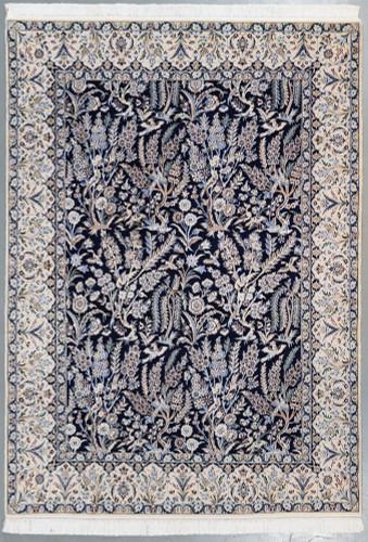 Nain Fine Pictorial 6la Persian Rug (Ref 354) 225x160cm