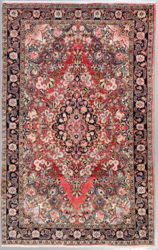 Jozan Vintage Fine Persian Rug (Ref 314) 210x135cm