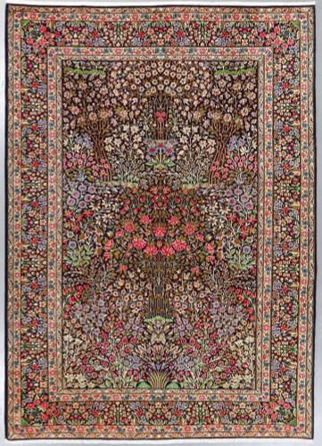Kerman Vintage Persian Rug (Ref 377) 350x240cm