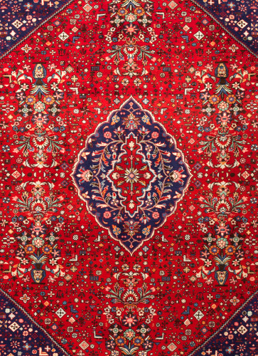 Abadeh Fine Pictorial Persian Rug (Ref 28) 360x250cm