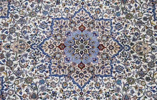 Kashan Classic Pastel  Persian Rug (Ref 316) 345x250cm