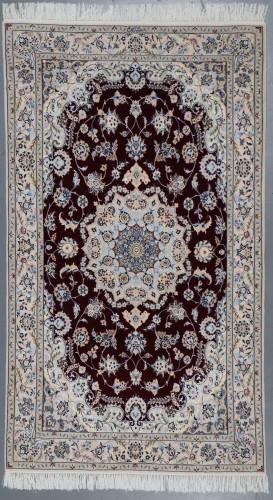 Nain 9l Fine Persian Rug (Ref 45) 201x116cm