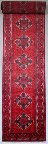 Kundus Afghan Tribal Runner (Ref 112) 948x 84cm