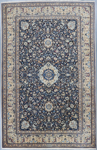 Nain Fine Vintage Pictorial 6la Persian Rug (Ref 358) 320x210cm
