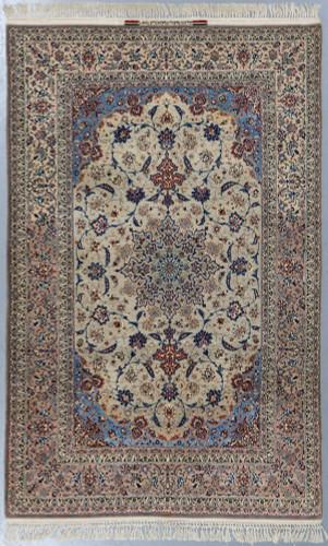Isfahan Fine Vintage Persian Rug (Ref 12) 233x144cm