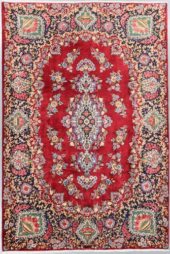 Kerman Fine Traditional Persian Rug (Ref 312) 315x210cm