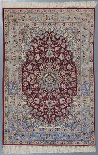Isfahan Fine Vintage Persian Rug (Ref 52) 163x110cm