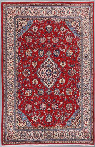 Sarouk Vintage Persian Rug (Ref 88220) 318x213cm
