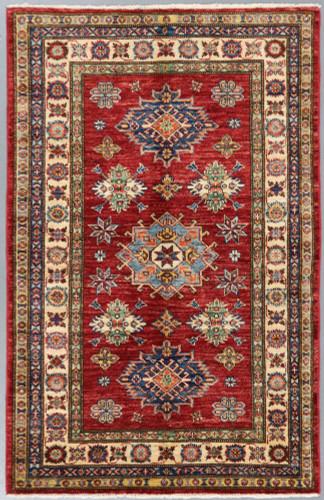 Kazak Farahan Fine Veg Dye Rug (Ref 106) 153x100cm