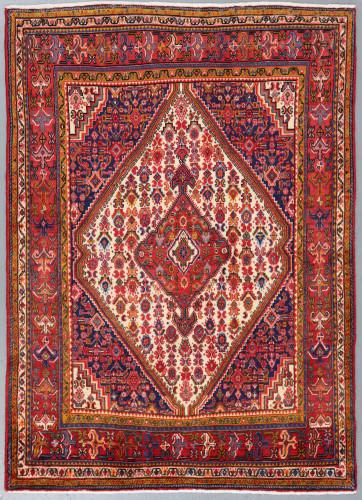 Sarouk Fine Persian Rug (Ref 332) 145x105cm