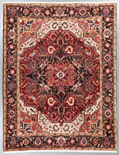 Heriz Fine Vintage Persian Rug (Ref 378) 325x250cm