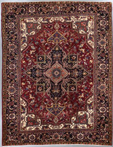 Heriz Fine Vintage Persian Rug (Ref 31.1) 310x235cm