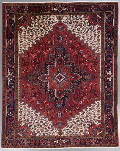 Heriz Vintage Persian Rug (Ref 62) 335x250cm