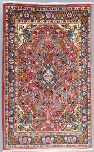 Sarouk Fine Persian Rug (Ref 338) 180x108cm