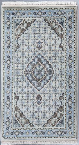 Mahi Tabriz Pastel Jaipur Rug Wool  (Ref 5) 162x93cm
