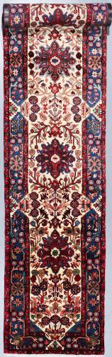 Nahavand Rare Persian Runner (Ref 198) 496x93cm