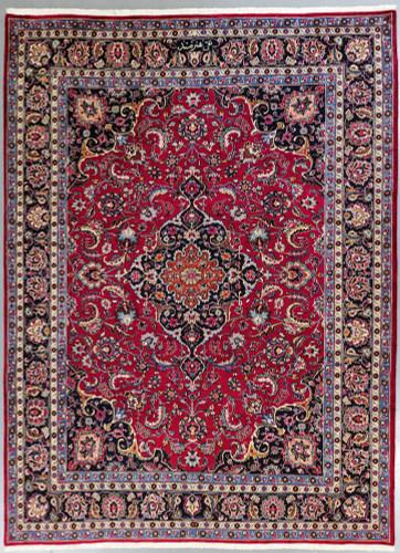 Mashad Signed Persian Rug (Ref 310) 335x245cm