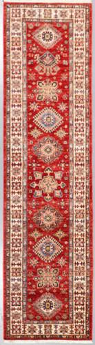 Kazak Farahan Fine Veggie Dye Runner (Ref 60268) 314x82cm