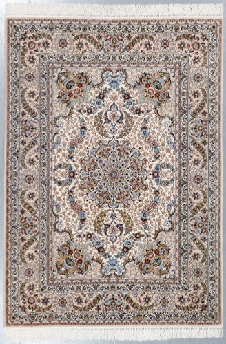 Isfahan Fine Floral Persian Rug (Ref 575) 230 x165cm