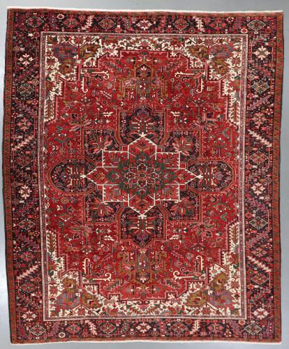 Heriz Vintage Village Persian Rug (Ref 1950) 382x300cm