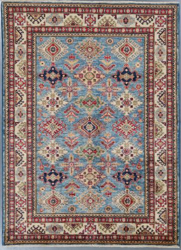 Kazak Farahan Fine Veg Dye Rug (Ref120) 205x153cm