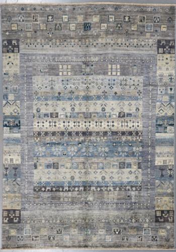 Kazak Suzani Khorjin Fine Veg Dye Rug (Ref 119) 233x167cm