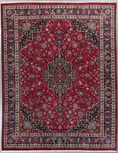 Mashad Vintage Persian Rug (Ref 93) 393x300cm