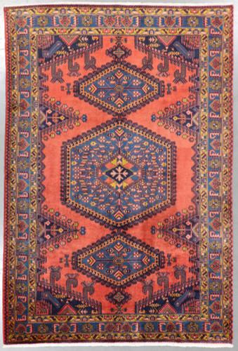 Viss Vintage Persian Rug (Ref 50118) 321x201cm