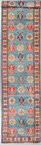 Kazak Veg Dye Runner (Ref 11012) 400x81cm