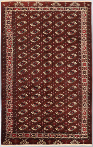 Turkmen Tribal Rug (Ref 44) 325x200cm