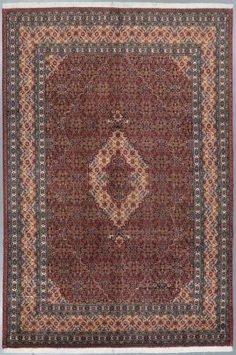 Tabriz 40 Raj  Fine Persian Rug (Ref 89) 305x200cm