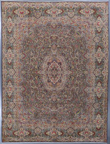 Kerman Vintage Persian Rug (Ref 111) 410x304cm