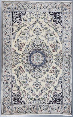 Nain Fine Vintage 6la Persian Rug (Ref 365) 210x130cm