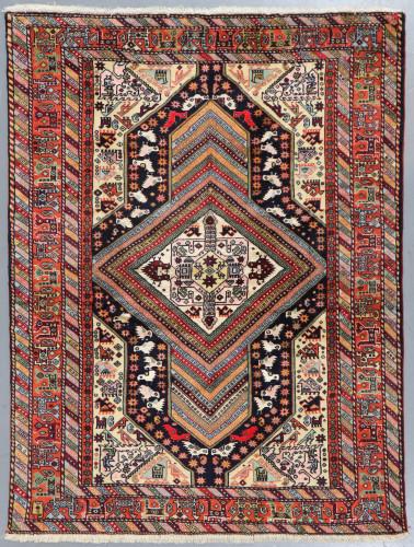 Kordi Quachan Persian Rug (Ref 356) 185x140cm