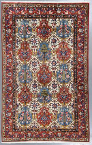 Bakhtiari Garden Panel Persian Rug (Ref 360) 250x160cm