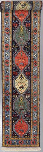 Yalameh Village Persian Runner (Ref 67) 450x80cm