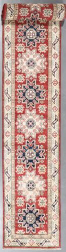 Kazak Veg Dye Runner (Ref 60019) 548x78cm