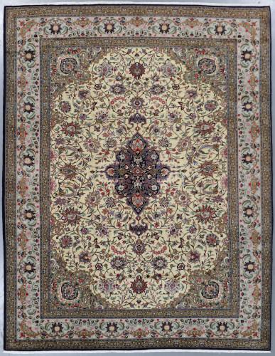 Qum Fine Persian Rug (Ref 91) 315x246cm
