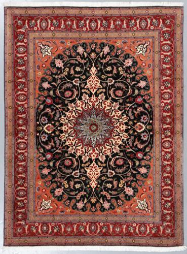 Tabriz 40 Raj Fine Persian Rug (Ref 98) 210x160cm