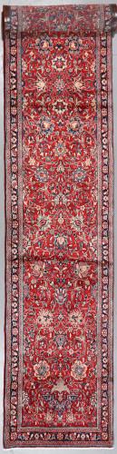 Sarouk Persian Fine Runner (Ref 309) 520x80cm