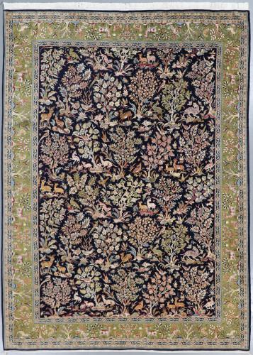 Qum Fine Persian Rug (Ref 177) 350x260cm