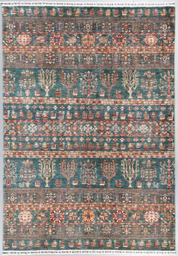 Kazak Suzani Fine Veggie Dye Rug (Ref 14628) 285x204cm