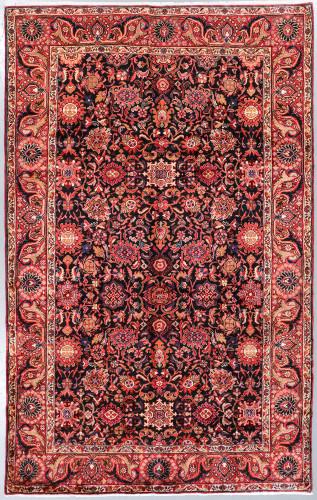 Nanaj Vintage Village Persian Rug (Ref 303a) 345x220cm