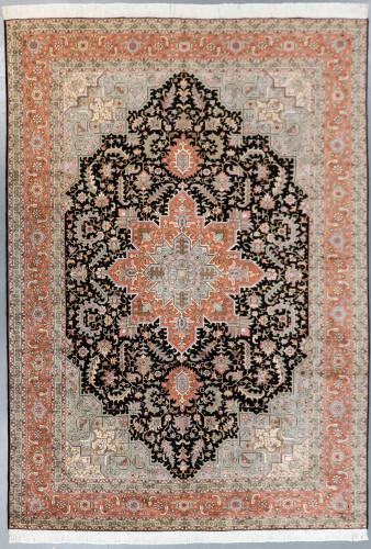 Tabriz 40 Raj Fine Persian Rug (Ref 99) 305x210cm