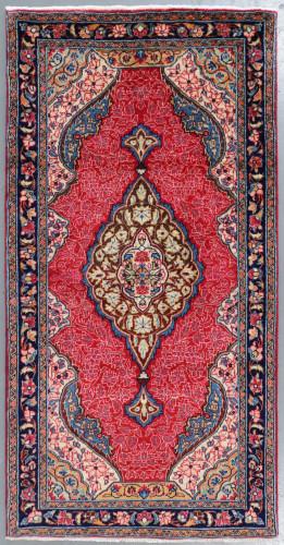 Fine Sarouk Classic  Persian Rug (Ref 292) 135x70cm