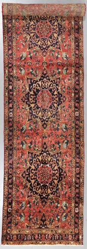 Heriz Rare Vintage Persian Runner (Ref 22) 445x115cm