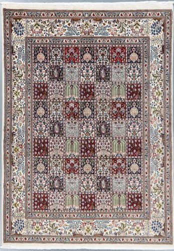 Birjand Paradise Panel Design Persian Rug (Ref 94) 230x170cm